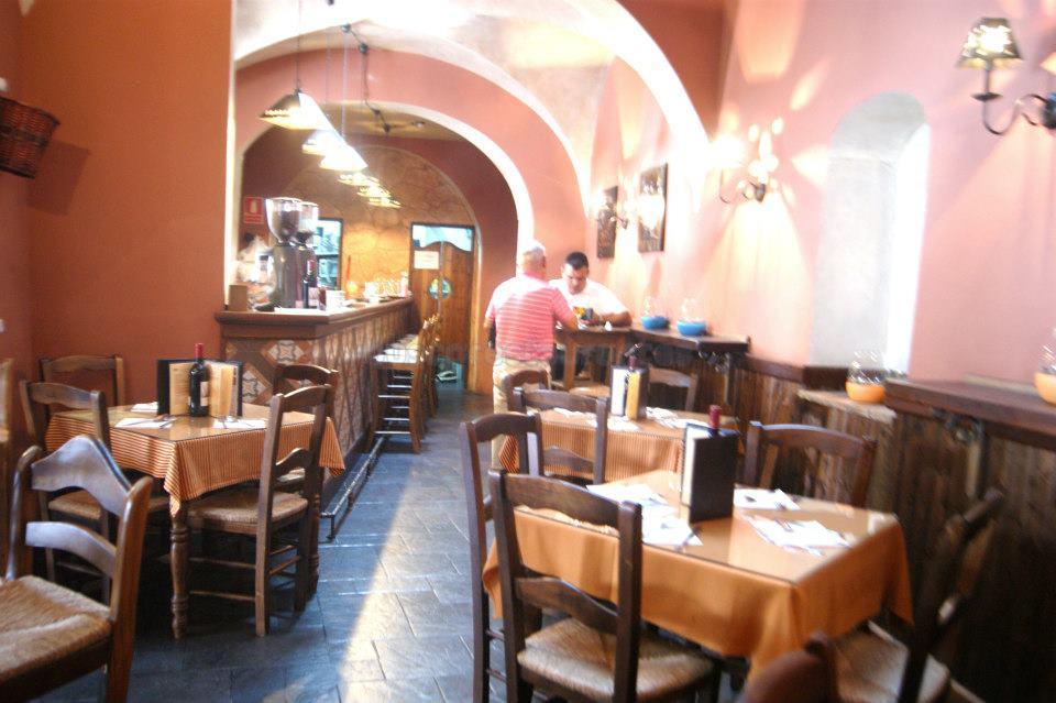 Otro de nuestros restaurantes, Mesón Restaurante Don Fernando