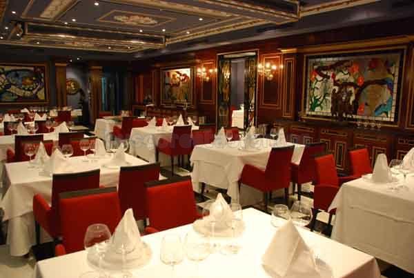 Restaurante migaea getxo - Salones lujosos ...