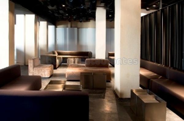 Sala Testar - sección sofás