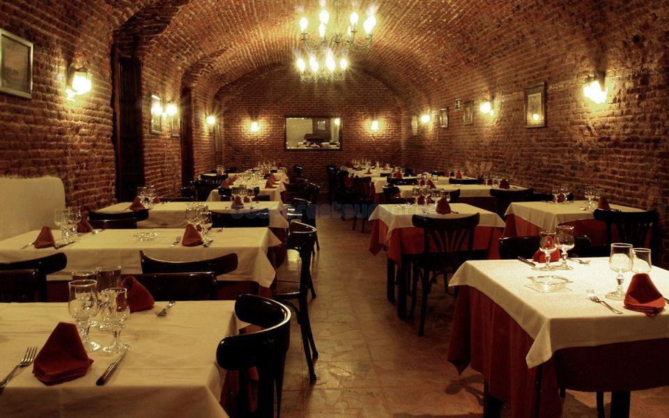 Restaurante Nosotros fuimos a EGB
