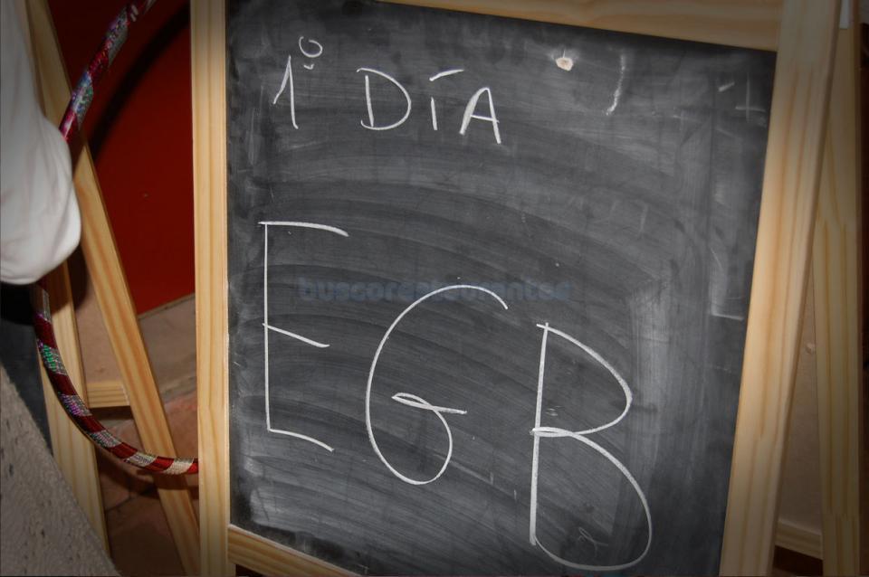Nosotros fuimos a EGB