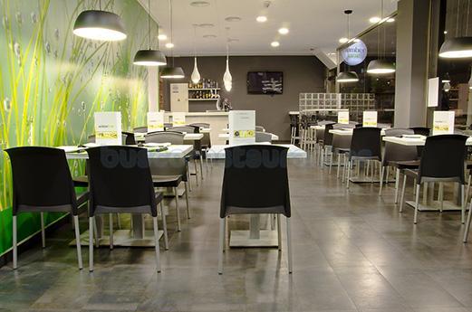 Salón - Number One Restaurante