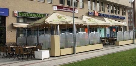 Restaurante Obas. Iruña / Pamplona.