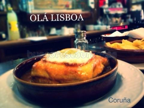 Francesinha do Oporto
