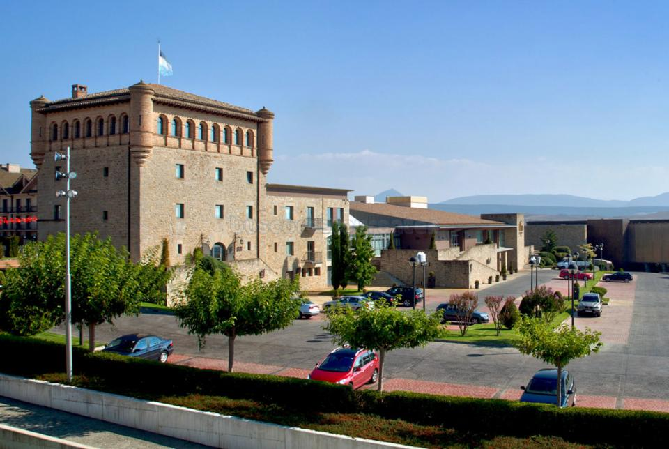 Palacio Castillo de Gorraiz