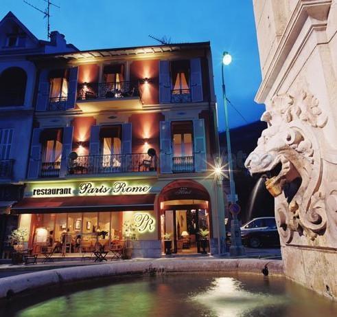 Paris - Rome