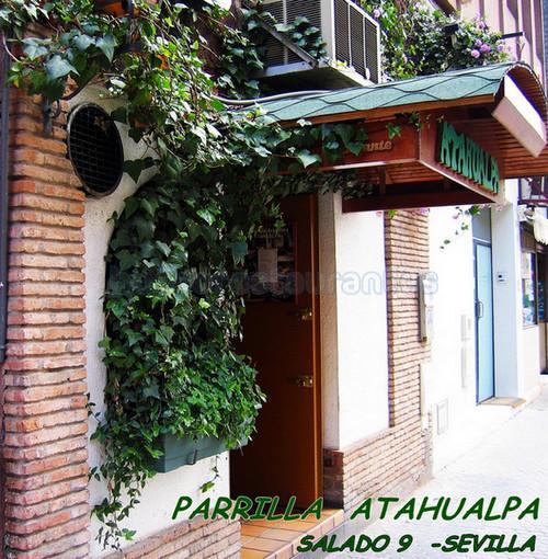 Parrilla Argentina Atahualpa