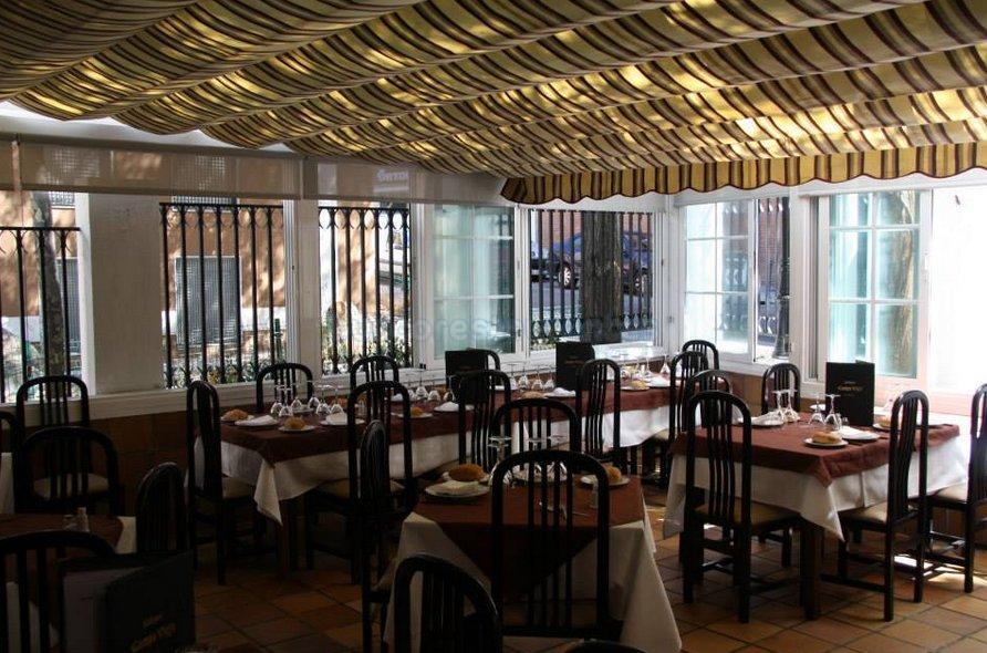 Restaurante: Parrilla Cuarto y Mitad   Madrid