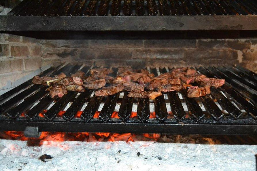Restaurante: Parrilla Cuarto y Mitad | Madrid
