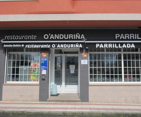 Exterior O'Anduriña