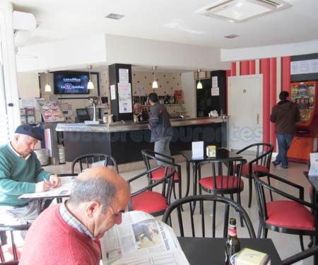 Cafetería O'Anduriña