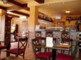 Pasko's Balkan Grill - Interior