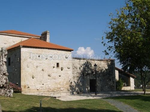 Pazo San Damián. Amoeiro / Ourense.