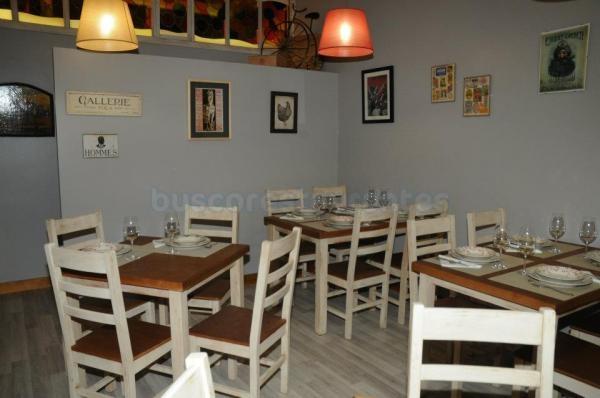 Zona de restaurante