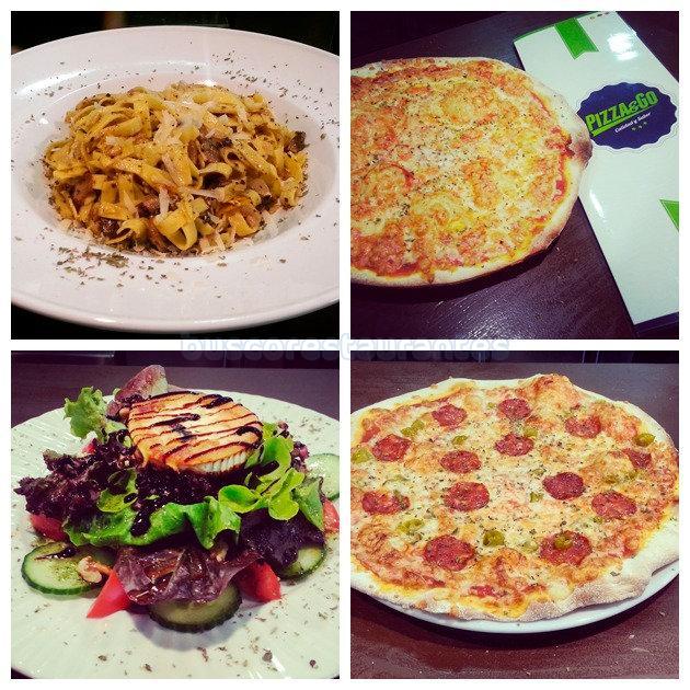 Pizza&Go Pizzas en Puerto de la Cruz