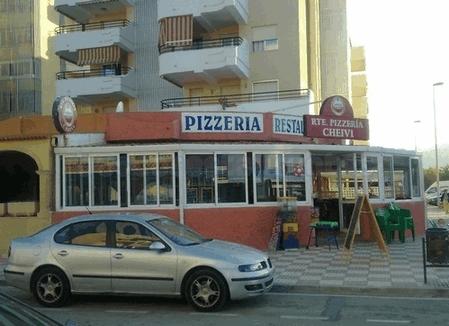 Pizzeria Cheyvi