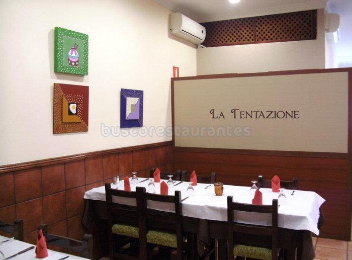 La Tentazione - Restaurante y Pizzería