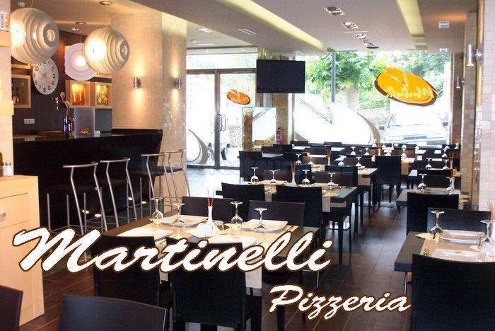 Pizzería Martinelli