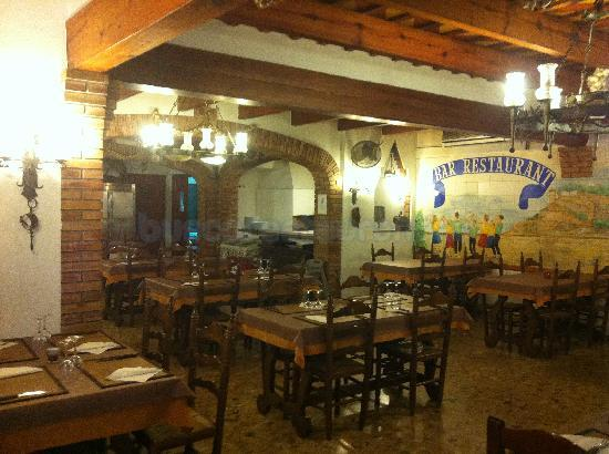 Restaurante & Pizzeria Sa Riera