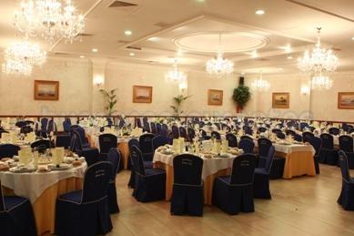 restaurante posada real bodas