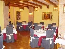 restaurante posada real reuniones empresa