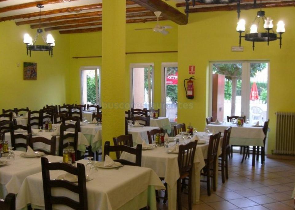 Restaurant Ca La Gemma