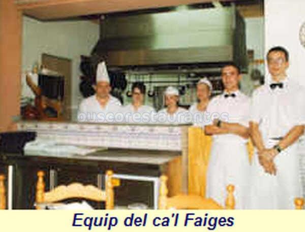 Cal Faiges