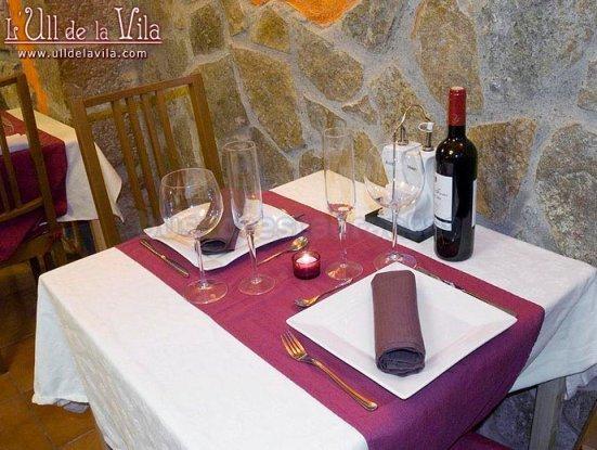 Restaurant L'Ull de la Vila