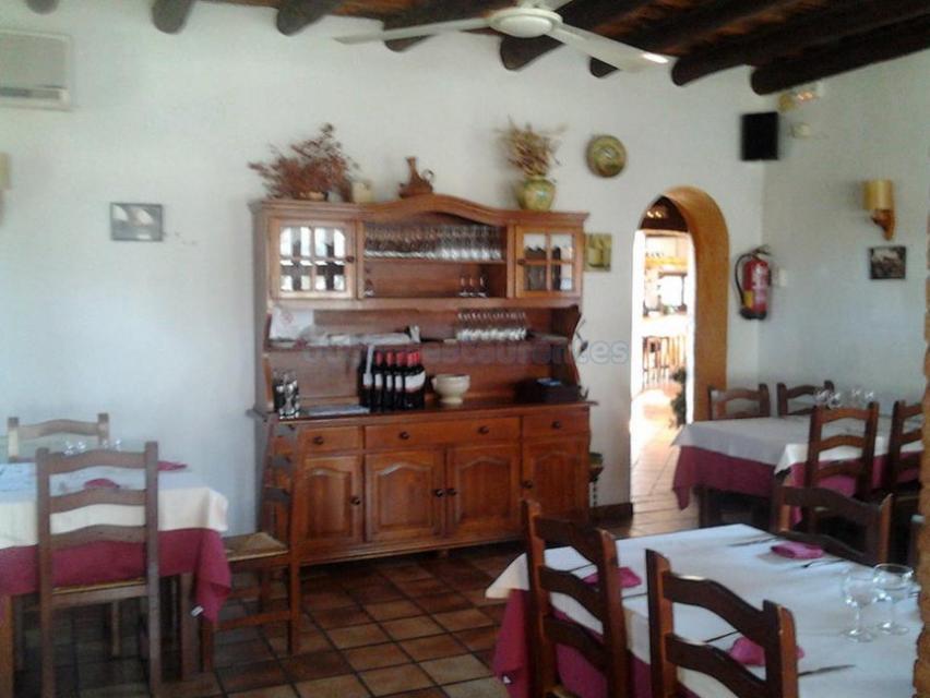 Restaurant La Fàbrega