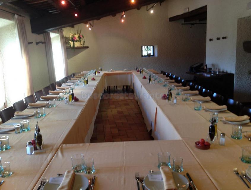 Restaurant Masía La Roca