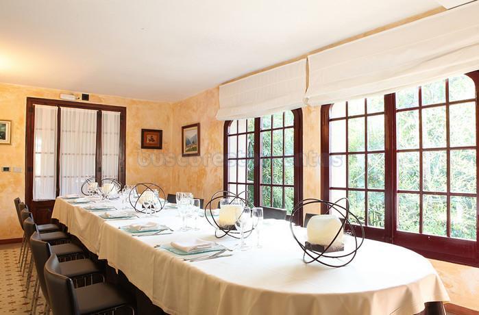 Restaurant Masia Mas Coll