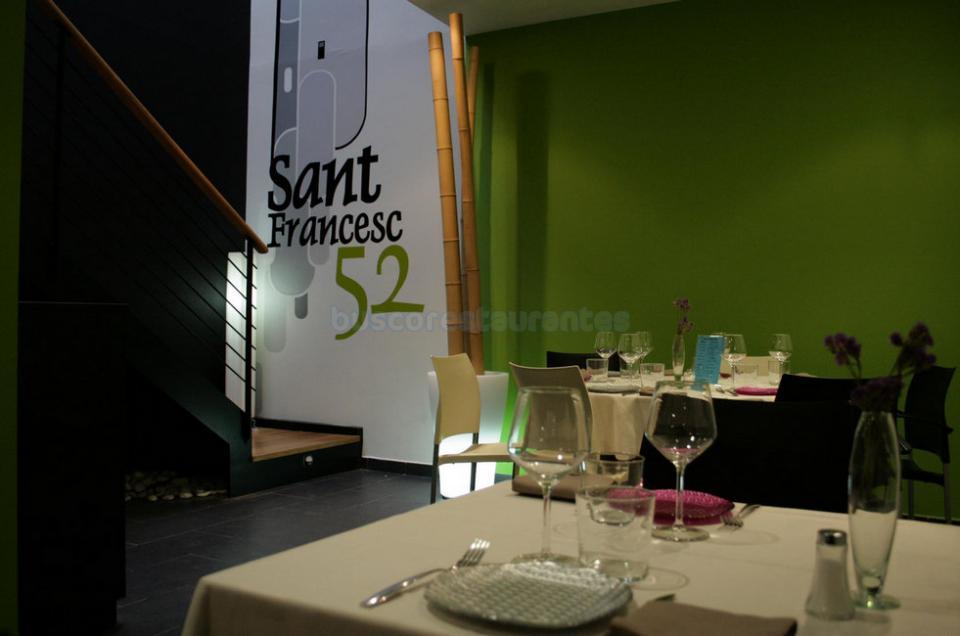 Restaurant Sant Francesc 52
