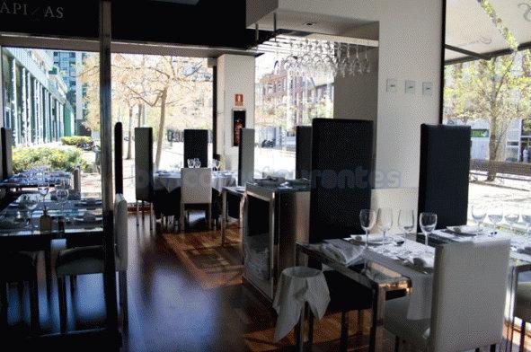 Restaurant Tapiñas - Peix