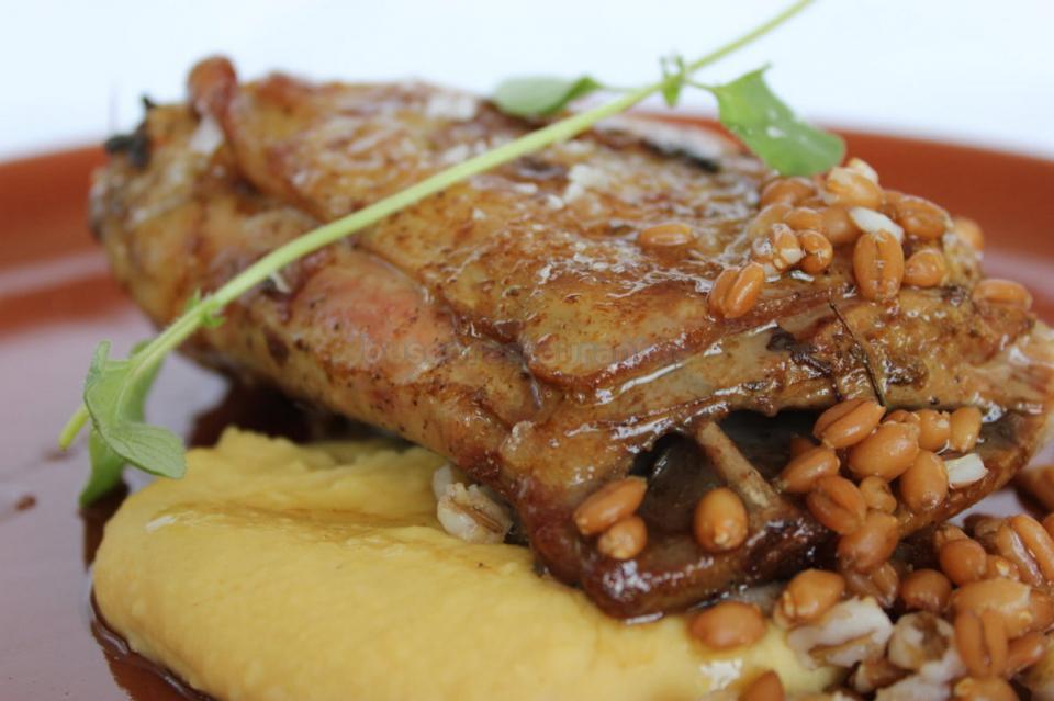 Restaurant  Tradició (Hostal Lleida Mam)