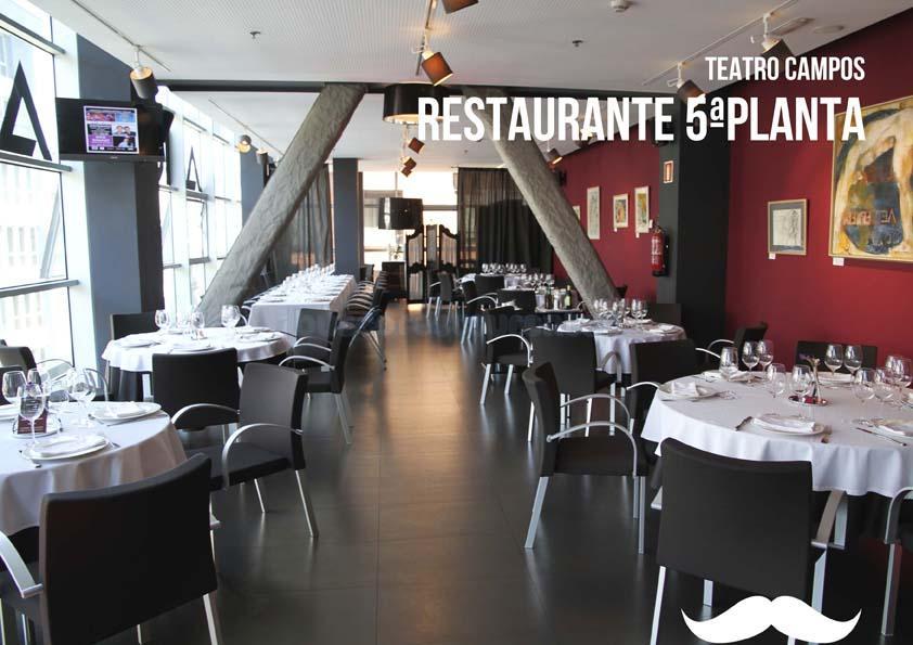 Restaurante 5ª Planta