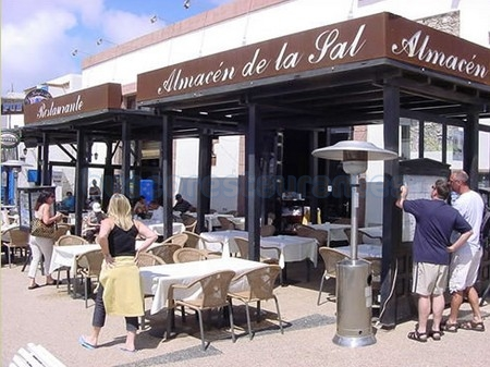 El Almacén de la Sal. Playa Blanca / Lanzarote.