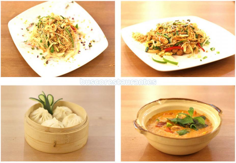 Restaurante Asiático Jiaozi