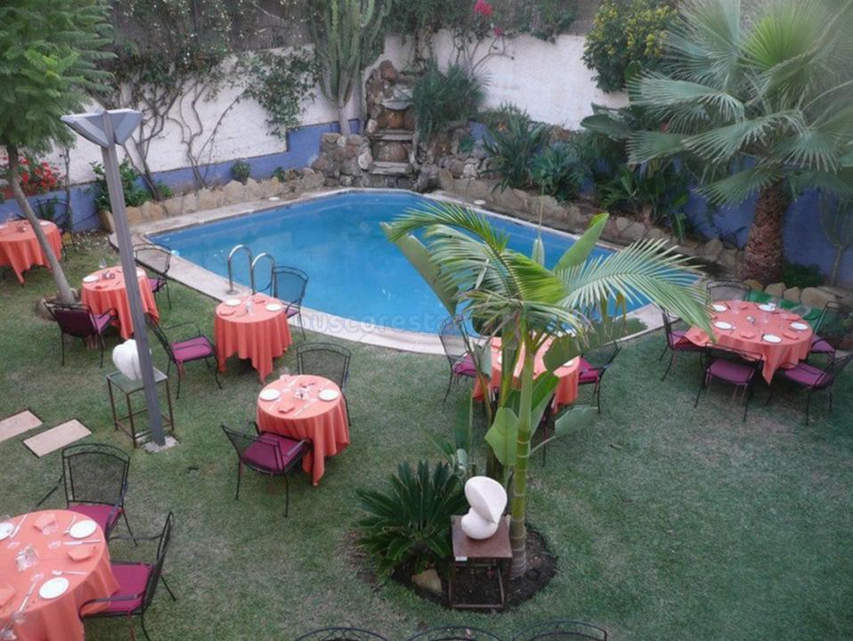 Restaurante Azul (H. Tikar)