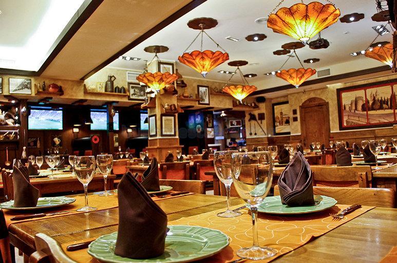 Restaurante Barquilla
