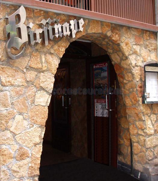 Restaurante Birjiñape