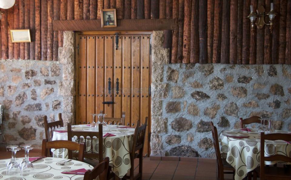Restaurante Cafetería El Fogón