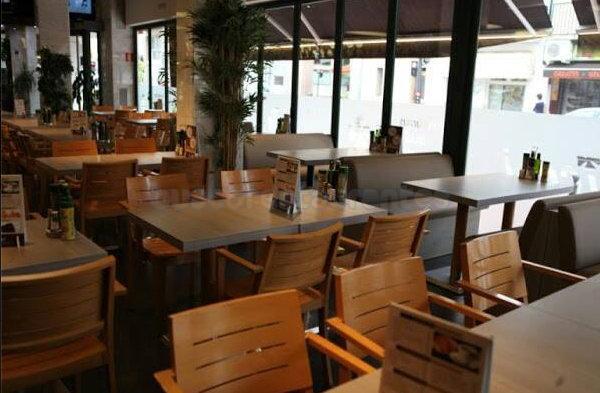 Restaurante Cafeteria Monica