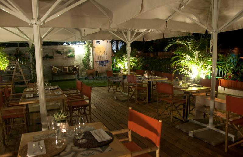 Restaurante Calma Chicha