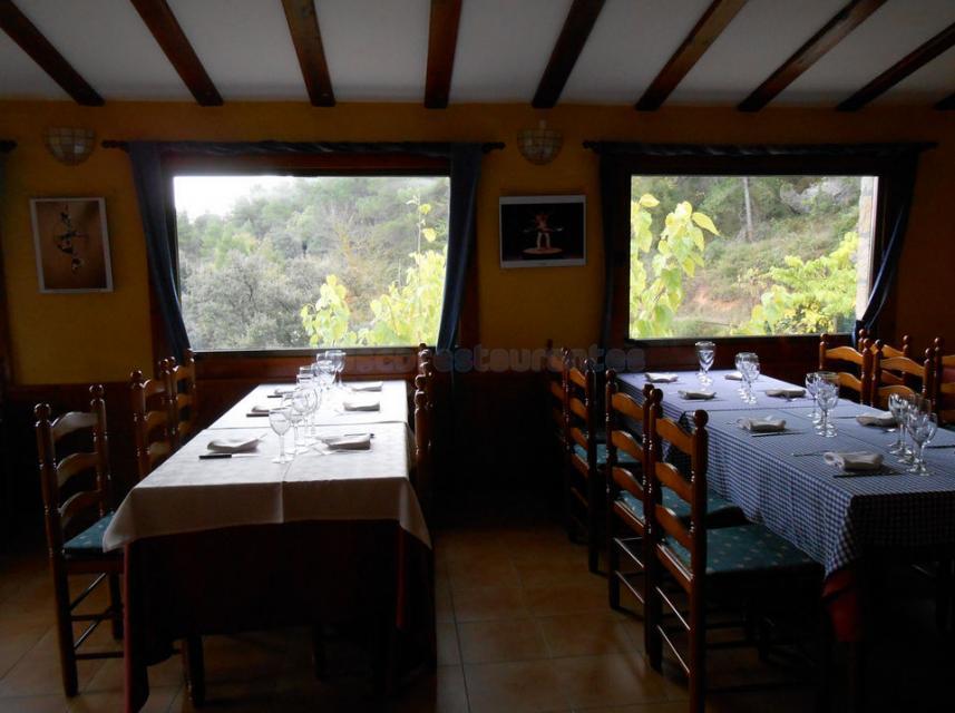 Restaurante Cami Del Bosc