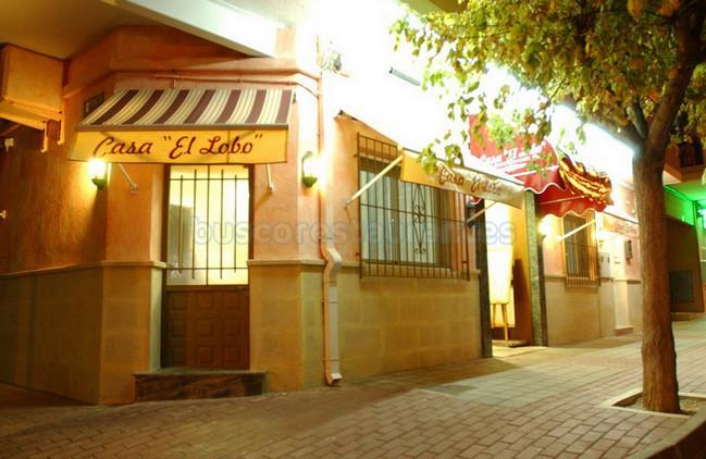Restaurante restaurante casa el lobo alhama de murcia for Restaurante casa jardin murcia
