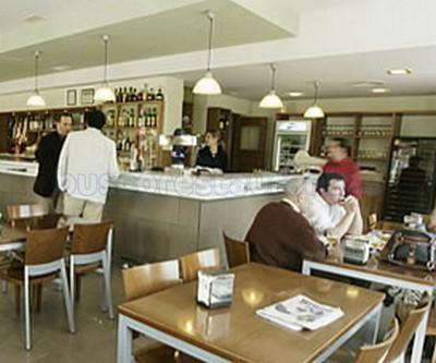 Zona Bar-Cafetería Restaurante Casino San Clemente