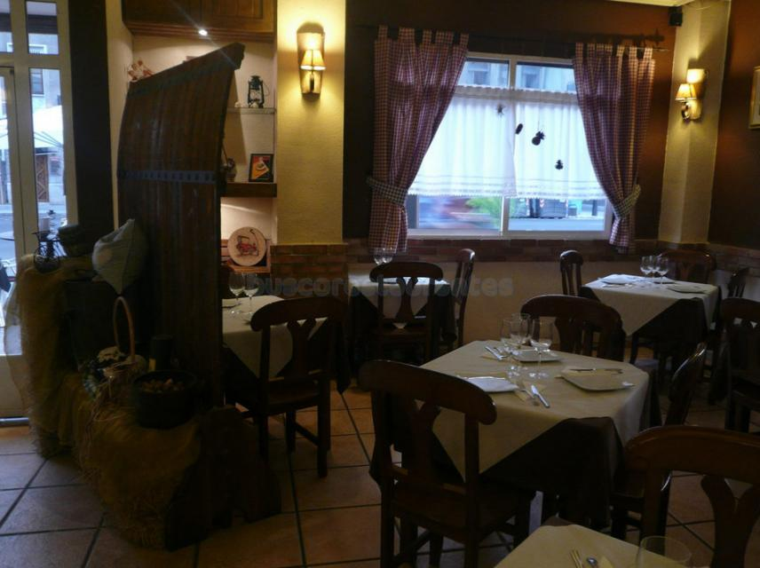 Restaurante Cinquecento