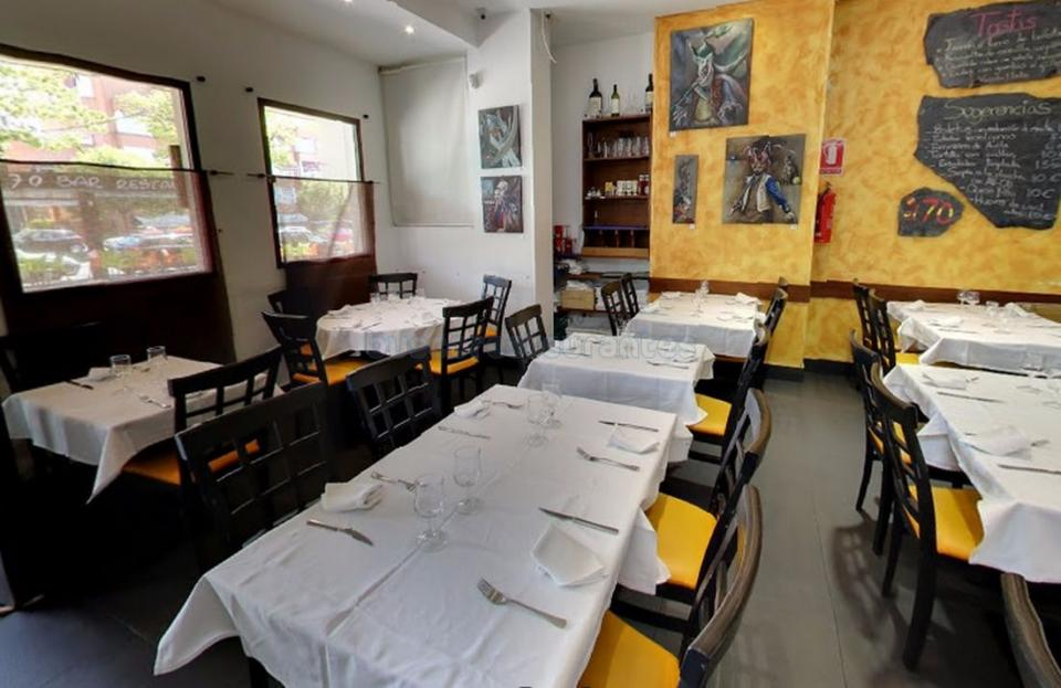 Restaurante El 70