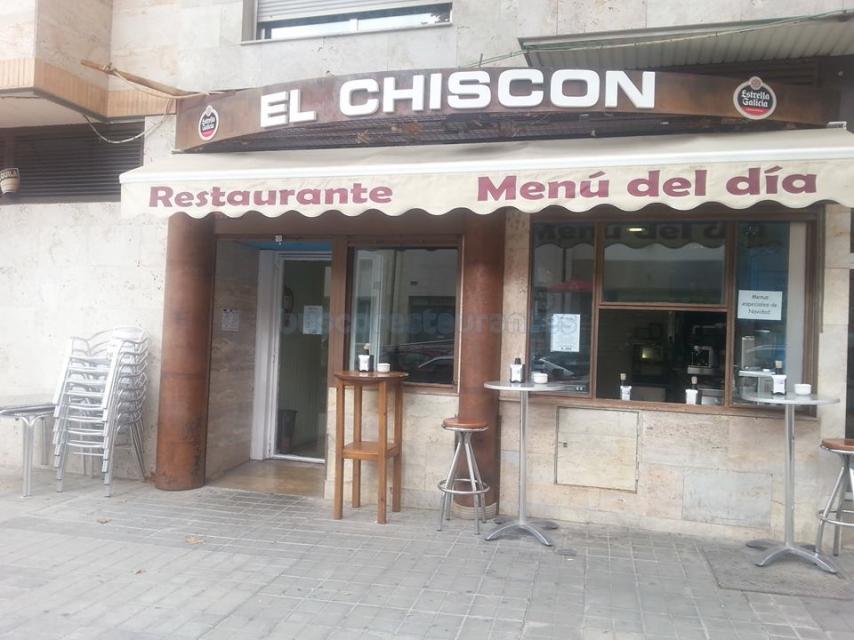 Restaurante El Chiscón Portal