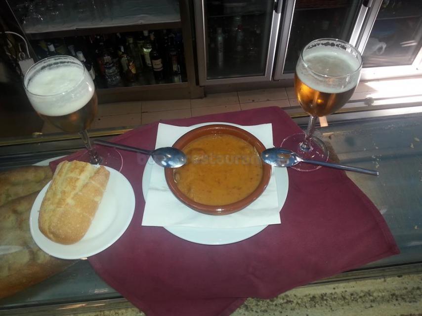 Restaurante El Chiscón gachas